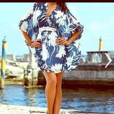 Kimono Dress Stunning For The Wow Factor Nwot
