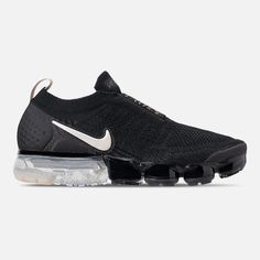 Right view of Women s Nike Air VaporMax Flyknit MOC 2 Running Shoes Nike  Air Vapormax be1ce24df
