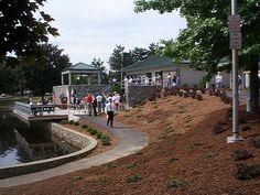 Woonsocket RI - World War II State Park
