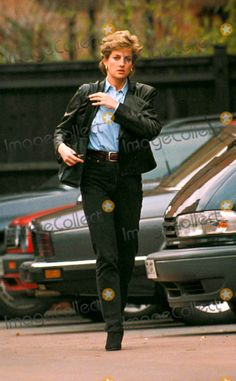 January 14,1995:  Diana, Pincess of Wales.  Photo by: Dave Chancellor-alpha-Globe Photos Inc