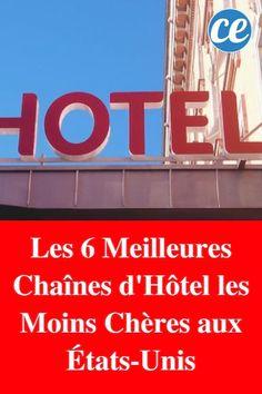 Les meilleures chaines d'hotel pas chères aux USA Mon Cheri, Photos Voyages, Florida Travel, Broadway, New York, World, Usa, Hotels, Beautiful