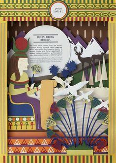 Paper Itself for Antalis (Thailand) Limited by Ben Benjarat, via Behance