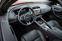 jaguar fpace | jaguar f-pace interior. 2017 Jaguar F Pace First Edition interior 3 ...