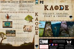 Coming (almost) soon on your personal computer :D !  #Kaode #indiegame #rpg #gamebook #jaquette #gamesleeve #gamejacket #adventure #collection #combat #indiedev #comingsoon #french #oldschool #oldgames #videogames #steampunk #steampunkart #livrejeux #postapocalyptic #fantasy #pc