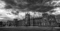 Queen's University Belfast by onesh0t.deviantart.com on @DeviantArt