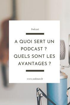 Vous n'avez jamais fait de podcast ? Vous ne savez pas comment vous y prendre ? Vous avez peur de vous lancer ? Pas de panique, nous allons vous donner tous les avantages que représente le podcasting !