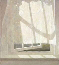 Jan van der Kooi (born in Groningen, January is a Dutch painter and drawer in the style of figurative arts. He is often regarded as the best contemporary Dutch drawer and painter. Painting Inspiration, Art Inspo, Contemporary Artists, Modern Art, Dutch Painters, Collaborative Art, Open Window, Windows, Gustav Klimt