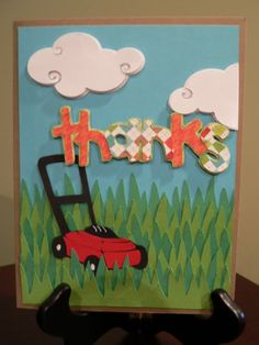 Lawn Mower Birthday Party Time Pinterest Father S