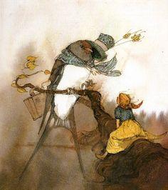 Thumbelina, illustrated by Lisbeth Zwerger