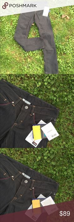 """Athleta Frontier Jean Jeans Size 2 NEW Size 2. New with tags. Inseam: 32.5"""". Front Rise: 7.5"""". Be sure to view the other items in our closet. We offer  women's, Mens and kids items in a variety of sizes. Bundle and save!! We love reasonable offers!! Thank you for viewing our item!! Athleta Jeans"""