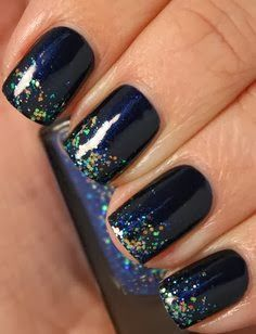 Cool Winter Nail Art Designs & Ideas 2015