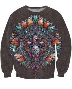 Heart of Mask Crewneck Sweatshirt