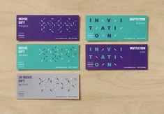 exhibition ticket design - Google 검색