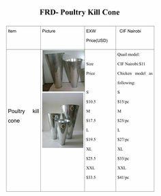 Poultry Equipment, Quail, Quails