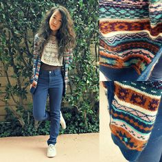 When did your heart go missing? (by Angela Le) http://lookbook.nu/look/4404425-Fashion-Crochet-Croptop-H-Jeans