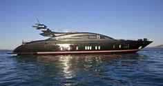 Luxury O'PATI - Motor Yacht Check more at https://eastmedyachting.co.uk/yachts/opati-motor-yacht-charter/