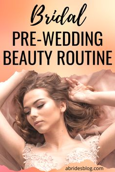 I've put together a bridal beauty routine: what you'll need to do to prep your body head-to-toe to be ready, glowing and beautiful for your wedding day. Bridal Beauty, Wedding Beauty, Wedding Prep, Wedding Day, Beauty Photos, Bridal Looks, Beauty Routines, Wedding Trends, Beauty Hacks