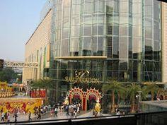 Siam Paragon, Bangkok Thailand