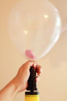 Como encher um balão dentro do outro – Passo a Passo – Blog Inspire sua Festa