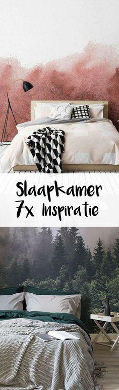 7x Slaapkamer ideeën en wooninspiratie voor jouw ideale slaapkamer! #slaapkamer #wooninspiratie #woontrends 2018