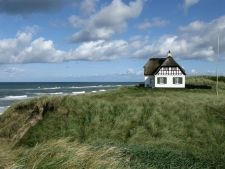 Haus am Meer in Lökken Dänemark