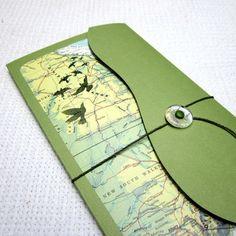 Wrap Around Travel Journal w/ Portfolio  Australia by dailypaper, $28.00 Creative Crafts, Diy Crafts, Travel Log, Wrap Around, Thrifting, Traveling By Yourself, Card Stock, Australia, Journal