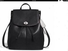 'BNWT, F24385 Coach Park Backpack, Blk' is going up for auction at  4pm Thu, Oct 31 with a starting bid of $90.