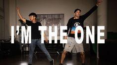 """I'M THE ONE"" - DJ Khaled ft Justin Bieber Dance | @MattSteffanina ft Kenneth San Jose - YouTube"