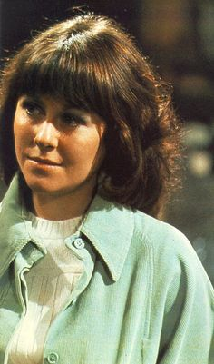 Young Sarah Jane Smith in Terror of the Zygons Sarah Jane Smith, Doctor Who Companions, Classic Doctor Who, Tv Doctors, Rory Williams, Donna Noble, Amy Pond, Digital Art Girl