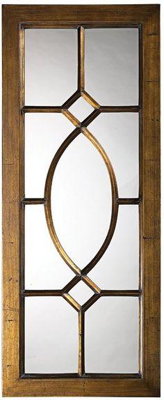 DecRenew: Howard Elliott 60108 Dayton Rectangular Mirror HWE-60108