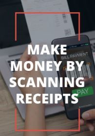 Stop throwing out your receipts, instead scan them into your phone for extra cash. Here are my tips for how to make money by scanning receipts. Best Money Saving Tips, Saving Money, Latest Business Ideas, Business News, Online Business, How To Get Money, Make Money Online, Extra Money, Extra Cash