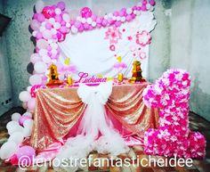 Addobbi primo compleanno Ludovica Veronica, Birthday Cake, Glitter, Party, Instagram, Birthday Cakes, Parties, Cake Birthday, Sequins