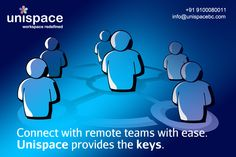 Manage your remote teams with simplicity - ‪UnispaceBusinessCentre‬ Remote Assistance, Business Centre