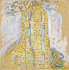 Kerk te Domburg, Mondriaan, 1909 01.jpg