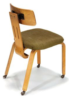 Alvar Aalto - Rare Desk chair, 1947-48