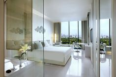 High-design & high-rise hotel... Sofitel So Bangkok hotel, Thailand