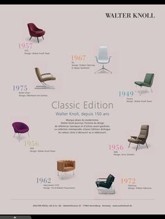 Knoll Classic Edition