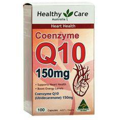 Kesehatan jantung - CoQ10 terkonsentrasi di jaringan otot seperti menormalkan detak jantung karena mengandung vitamin B 12. dapat membantu mengembangkan sel-sel saraf, yang pada gilirannya memperkuat sistem saraf untuk menangani stress.
