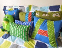 little boy's bedroom #cars #littleboys #bedroomideas