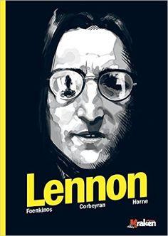Lennon: Amazon.es: David Foenkinos, Corbeyran, Horne, Rubén Martín Giráldez: Libros