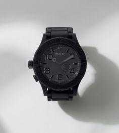 nixon rubber watch