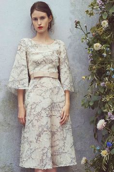 Luisa Beccaria Resort 2018 collection.
