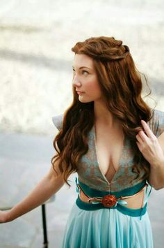 Game of Thrones Cosplay by Santatory, a Norwegian sister and the greatest Margaery cosplayer I know :D