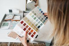 Earthy Textures & Cali Vibes in an Inspiring Interior Design Studio & Showroom