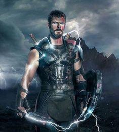 Thor art,so cool. #Thor #marvel #cosplayclass