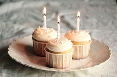 Vanilla Cupcakes by pastryaffair: Light & moist. #Cupcake #Vanilla