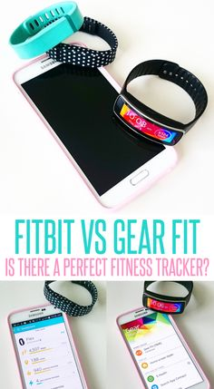 Sharing my thoughts on the Fitbit Flex vs the Samsung Gear Fit, what I love about each and what I'm not so crazy about. Does the perfect fitness tracker exist? Best Fitness Band, Best Fitness Tracker, Running Accessories, Workout Accessories, Fitness Gadgets, Fitness Gear, Excercise, Exercise Apps, Sport