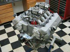 427 SOHC Ford V8.