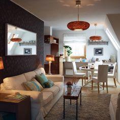 Új ház régi ruhában / Otthon magazin Corner Desk, Table, Furniture, Home Decor, Corner Table, Decoration Home, Room Decor, Tables, Home Furnishings