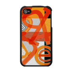Abstract iphone case. Love this design.
